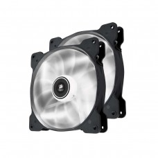 Corsair Air Series SP140 High Static Pressure 140mm Fan Twin Pack - White