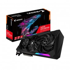 Gigabyte Radeon RX 6900 XT AORUS MASTER 16G Graphics Card, 16GB