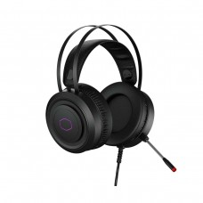 Cooler Master CH321 Stereo RGB Gaming Headset, USB, Black