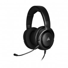 Corsair HS35 Stereo Gaming Headset, 3.5mm, Carbon