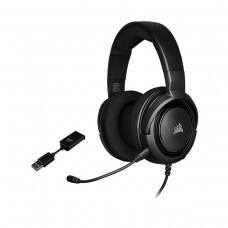 Corsair HS45 7.1 Surround Gaming Headset, 3.5mm, Carbon
