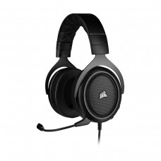 Corsair HS50 PRO Stereo Gaming Headset, 3.5mm, Carbon