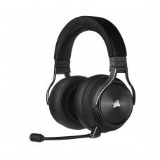 Corsair VIRTUOSO RGB WIRELESS XT High Fidelity Dolby Atmos Gaming Headset, Slate