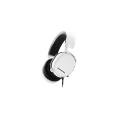 SteelSeries Arctis 3 2019 Edition Stereo Gaming Headset, 3.5mm — White