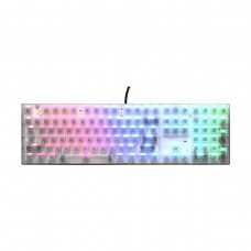 Cooler Master MasterKeys Pro L RGB Crystal Edition Mechanical Gaming Keyboard — Cherry MX Blue