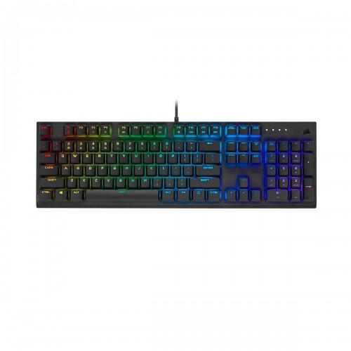 Corsair K60 RGB PRO Mechanical Gaming Keyboard — Cherry MX VIOLA