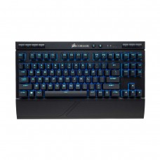 Corsair K63 Wireless Special Edition Mechanical Gaming Keyboard, Ice Blue LEDs — Cherry MX Red