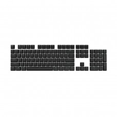 Corsair PBT Double-Shot Pro Keycap Mod Kit — Onyx Black