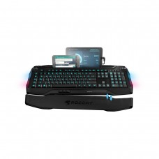 ROCCAT Skeltr Smart Communication RGB Gaming Keyboard with Smart Device Dock — Membrane