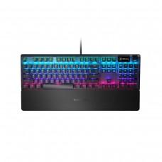 SteelSeries Apex 5 Memchanical RGB Gaming Keyboard with OLED Display — SteelSeries Hybrid Mechanical