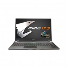 "Gigabyte AORUS 17G WB-8ZA6150MH 17.3"" Laptop - Core i7-10875H / 16GB DDR4 / GeForce RTX 2070 / 1TB NVMe"