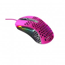Xtrfy M4 RGB Gaming Mouse — Pink