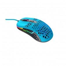Xtrfy M42 RGB Gaming Mouse — Miami Blue