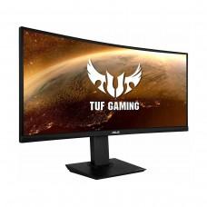 "ASUS TUF Gaming VG35VQ Ultra-Wide WQHD (3440x1440) Curved Monitor, 100Hz, Adaptive Sync, HDR10, VA, 35"""