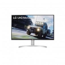 "LG 32UN550-W Widescreen 4K (3840x2160) Monitor, HDR10, 60 Hz, FreeSync, VA, 31.5"""