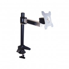 Aavara TC110 Flip Mount LCD Stand, 2 Pivots, Clamp Desk Mount, Up To 24""