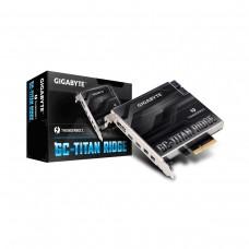 Gigabyte Titan Ridge 2-Port Thunderbolt 3 PCI-Express 3.0 x4 Card