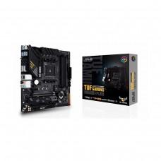 ASUS TUF GAMING B550M-PLUS, AMD B550 Chipset, Socket AM4, Micro ATX Desktop Motherboard