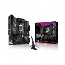 ASUS ROG STRIX B560-G GAMING WIFI, Intel B560 Chipset, LGA1200, Micro ATX Desktop Motherboard