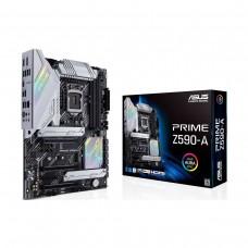 ASUS PRIME Z590-A, Intel Z590 Chipset, LGA1200, ATX Desktop Motherboard