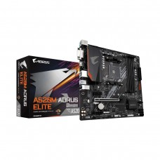 Gigabyte A520M AORUS Elite, Socket AM4, Micro ATX Desktop Motherboard