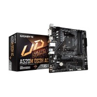 Gigabyte A520M DS3H AC with WiFi, Socket AM4, Micro ATX Desktop Motherboard