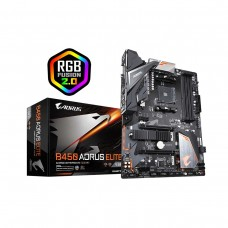 Gigabyte B450 AORUS Elite, Socket AM4, ATX Desktop Motherboard