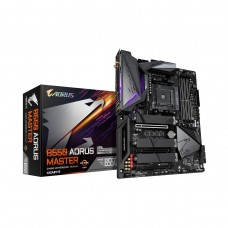 Gigabyte B550 AORUS Master with WiFi, Socket AM4, ATX Desktop Motherboard