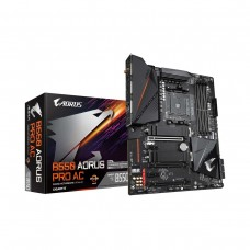 Gigabyte B550 AORUS Pro AC with WiFi, Socket AM4, ATX Desktop Motherboard