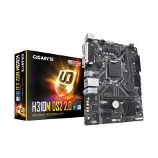 Gigabyte H310M DS2 2.0, LGA1151, Micro ATX Desktop Motherboard