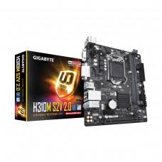 Gigabyte H310M S2V 2.0, LGA1151, Micro ATX Desktop Motherboard
