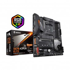 Gigabyte X570 AORUS Elite, Socket AM4, ATX Desktop Motherboard