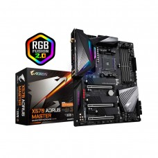 Gigabyte X570 AORUS Master with WiFi, Socket AM4, ATX Desktop Motherboard