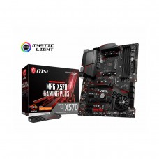 MSI MPG Z390 Gaming Plus, LGA1151, ATX Desktop Motherboard