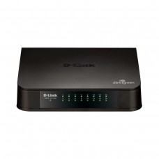 D-Link DES-1016A 16-Port 10/100 Ethernet Unmanaged Network Switch