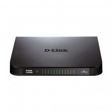 D-Link DGS-1024A 24-Port Gigabit Ethernet Unmanaged Network Switch