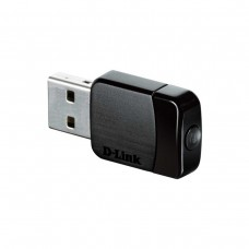D-Link DWA-171 Wireless AC600 Dual Band (2.4GHz / 5GHz) USB Wi-Fi Adapter