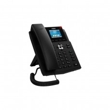 """Fanvil FAN-X3S 10/100 Mbps IP Phone with 2.4"""" Colour LCD, 4 SIP Accounts"""