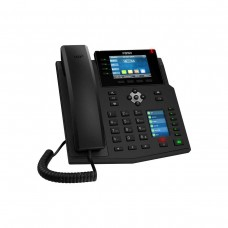 """Fanvil FAN-X5U Gigabit PoE IP Phone with 3.5"""" Colour LCD and 2.4"""" Colour LCD, 16 SIP Accounts"""