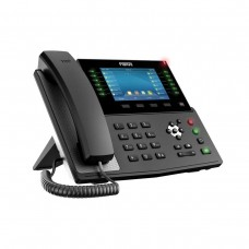 """Fanvil FAN-X7C Gigabit PoE IP Phone with Bluetooth, Video Call Support and 5.0"""" Colour LCD, 20 SIP Accounts"""