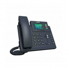 """Yealink SIP-T33G Gigabit IP Phone with 2.4"""" Colour LCD, 4 SIP Accounts"""