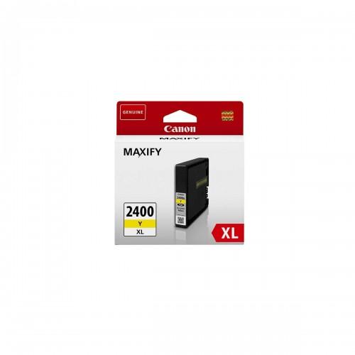 Canon PGI-2400XL High Yield Ink Cartridge, Yellow, Extra Large