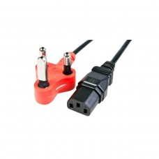 Computer Power Cable IEC / C13, Dedicated, Unbranded, 1.8m