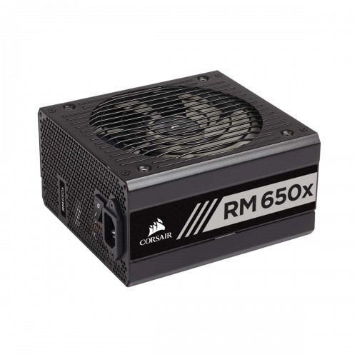 Corsair RMx Series RM650x 80 PLUS Gold Fully Modular ATX PSU, 650w