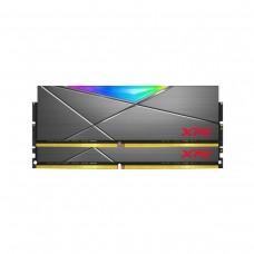 ADATA XPG SPECTRIX D50 16GB RGB (2 x 8GB) DDR4 DRAM 3200MHz C16 Memory Kit — Black