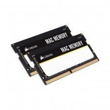 Corsair Mac Memory 32GB (2 x 16GB) DDR4 DRAM 2666MHz CL18 1.2V CMSA32GX4M2A2666C18 SO-DIMM Memory Kit