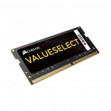 Corsair ValueSelect 16GB (1 x 16GB) DDR4 DRAM 2666MHz CL18 1.2V CMSX16GX4M1A2666C18 SO-DIMM Memory Module