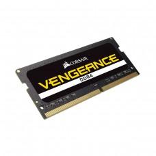 Corsair VENGEANCE 32GB (1 x 32GB) DDR4 DRAM 2400MHz CL16 1.2V CMSX32GX4M1A2400C16 SO-DIMM Memory Module