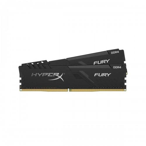 Kingston HyperX Fury 16GB (2 x 8GB) DDR4 DRAM 3000MHz C15 Memory Kit — Black