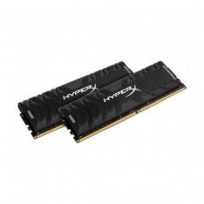 Kingston HyperX Predator 16GB (2 x 8GB) DDR4 DRAM 2400MHz C12 Memory Kit — Black